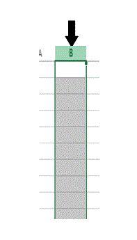 Was ist ein Bereich in Excel 15