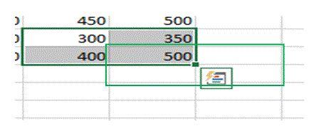 Was ist ein Bereich in Excel?