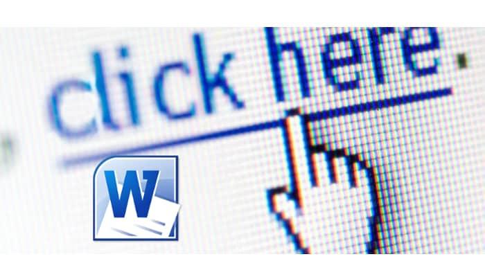 So erstellen Sie einen Hyperlink in Word Schritt für Schritt erklärt