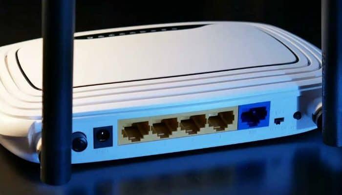So greifen Sie auf die Startseite eines WLAN-Routers zu 2