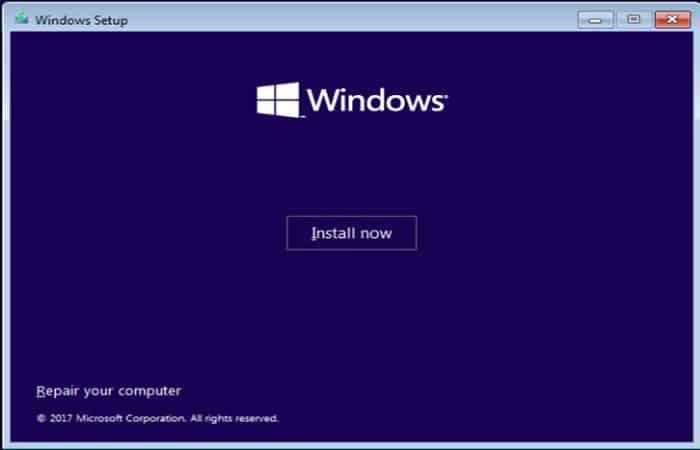 Schritt Computer reparieren