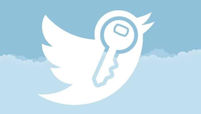 So zeigen Sie ein privates Twitter-Konto an  Tutorial 2021