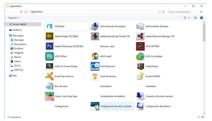 Alle heruntergeladenen Apps auf dem PC anzeigen