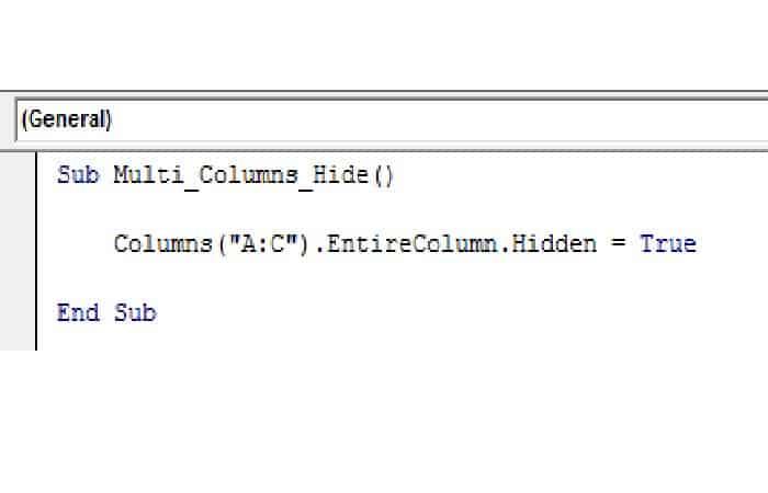 So blenden Sie Zellen in Excel 34 aus
