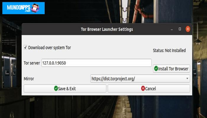 Erste Schritte mit dem Tor-Browser