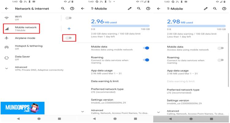 Configura il tuo dispositivo Android