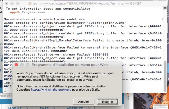 Installieren Sie Windows-Programme auf dem Mac