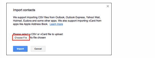 So übertragen Sie Kontakte vom iPhone auf Android 26