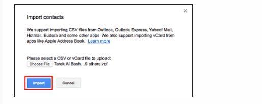 So übertragen Sie Kontakte vom iPhone auf Android 28