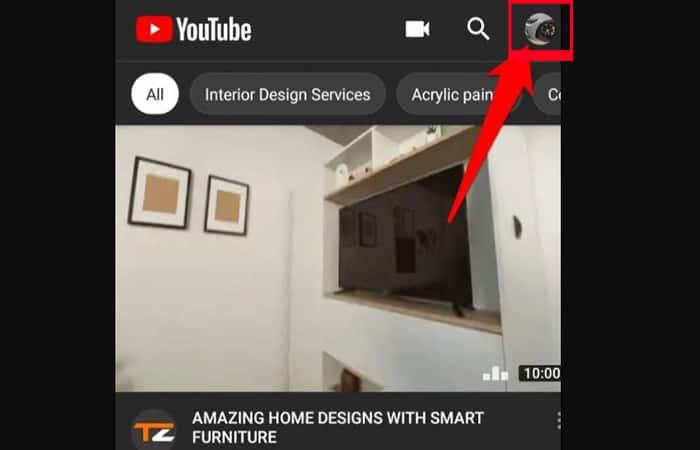 So löschen Sie ein YouTube-Konto.  Tutorial 2021