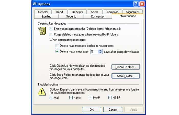 So erstellen Sie ein Backup in Outlook 17