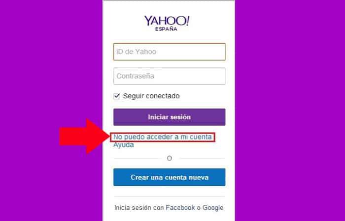 So stellen Sie ein Yahoo Mail-Konto wieder her
