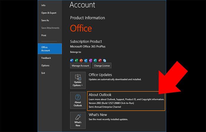 So aktivieren Sie den dunklen Modus in Outlook