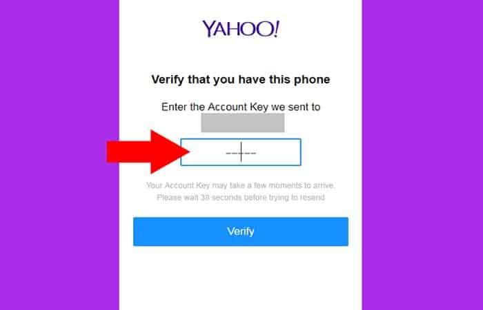 So melden Sie sich bei Yahoo!