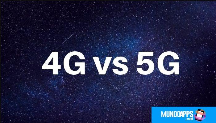 4 Hauptunterschiede zwischen 4G- und 5G-Netzwerken.  Vergleichend