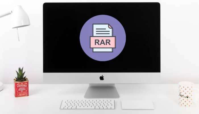 6 besten Tools zum Öffnen von RAR-Dateien auf dem Mac