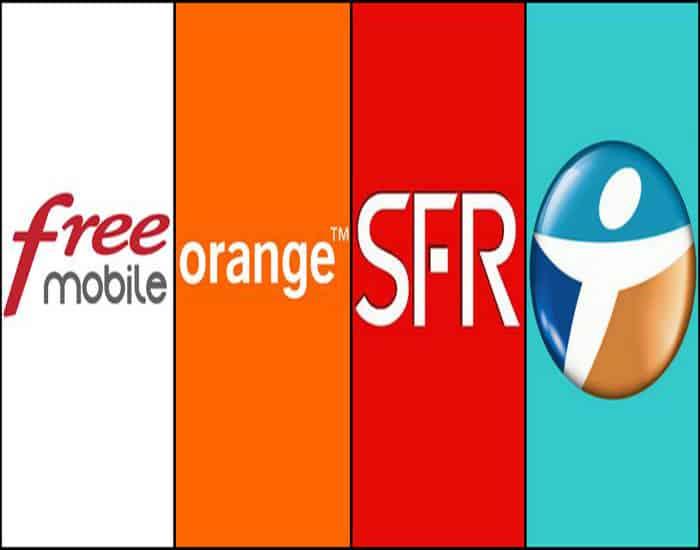 Orange, Bouygues, Kostenlos