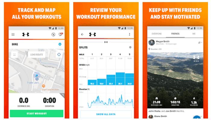 8 Apps Fahrrad-Kilometerzähler 10