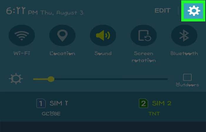 Mobile USB-Debugging aktivieren Aus