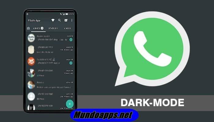 So aktivieren Sie den dunklen Modus in WhatsApp.  TUTORIAL 2021