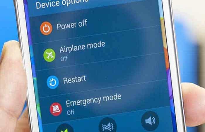 So aktivieren Sie den abgesicherten Modus unter Android