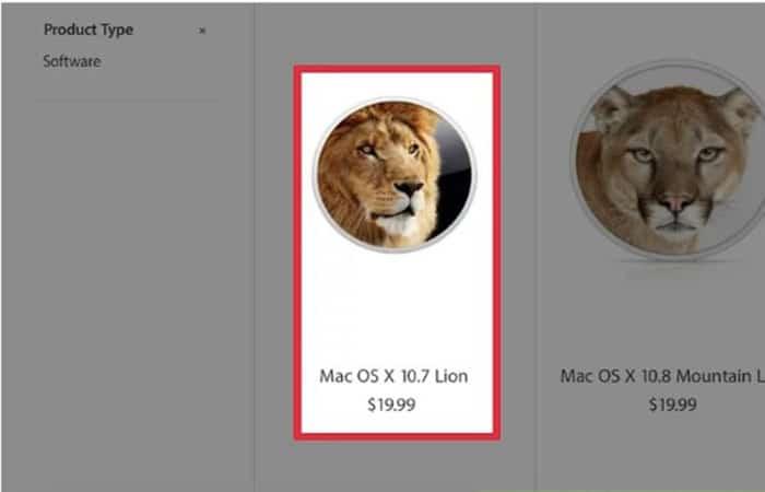 Booten Sie einen Mac von bootfähigem USB