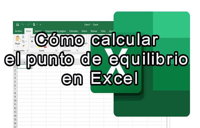 So berechnen Sie die Gewinnschwelle in Excel.  Tutorial 2021
