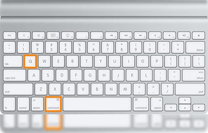 So schließen Sie Programme auf dem Mac - 9 schnelle Lösungen