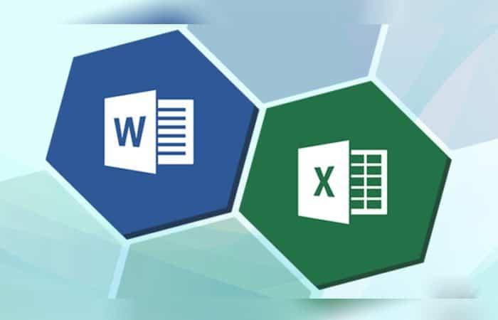 So konvertieren Sie eine Tabelle von Excel in Word.  Tutorial 2021.