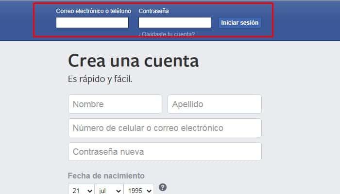 So geben Sie Facebook schnell und einfach auf Spanisch ein 4
