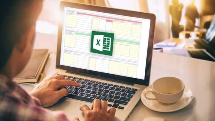 So erstellen Sie eine Gehaltsabrechnung in Excel.  Tutorial 2021