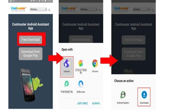 So installieren Sie APK-Dateien auf Android.  Tutorial 2021.