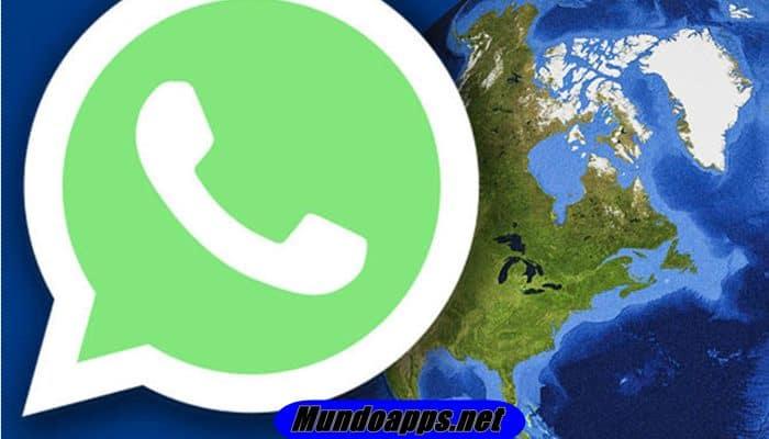 So senden Sie den Standort per WhatsApp.  TUTORIAL 2021