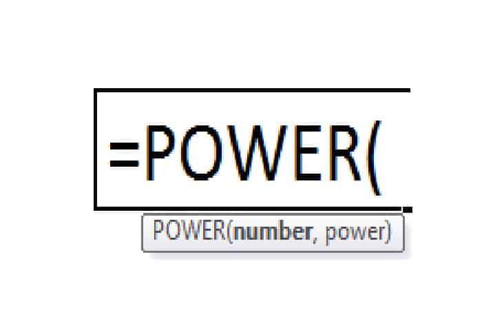 So bringen Sie Strom in Excel 15