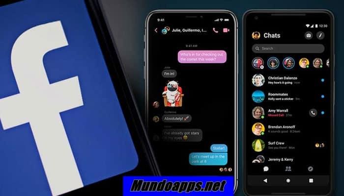 So setzen Sie den dunklen Modus auf Facebook  TUTORIAL 2021