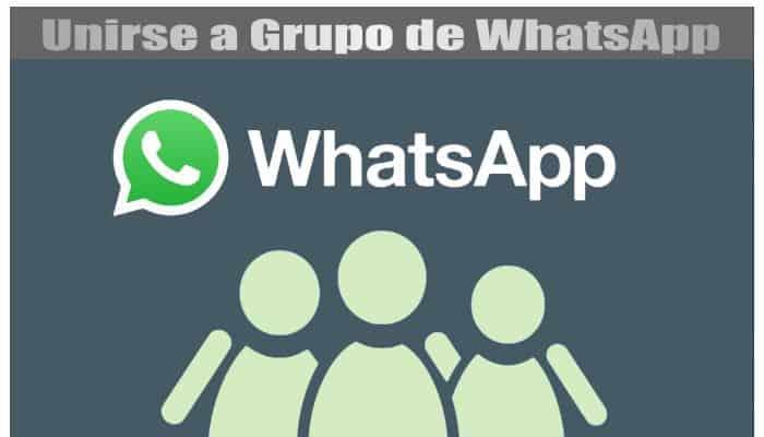 So treten Sie einer WhatsApp-Gruppe bei
