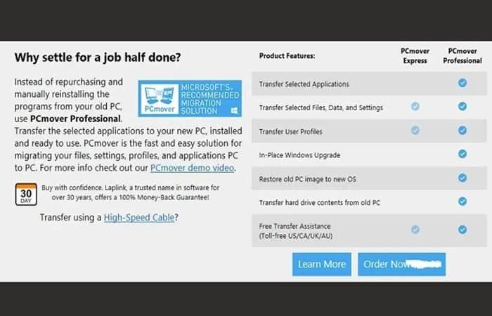 Programme von einem Computer auf einen anderen übertragen
