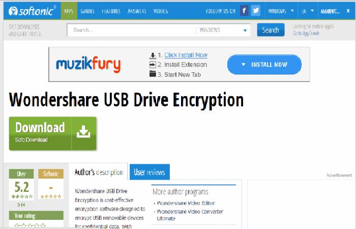 Comment mot de passe une clé USB.  12