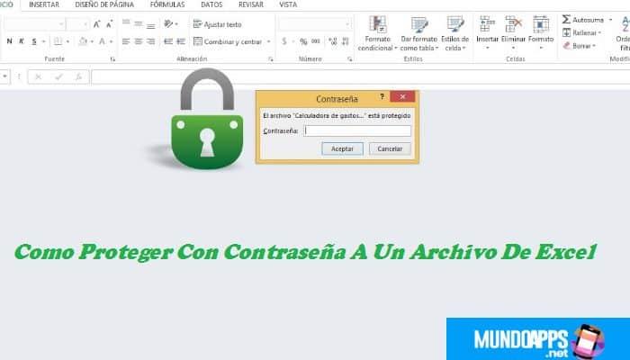 So schützen Sie eine Excel-Datei mit einem Passwort.