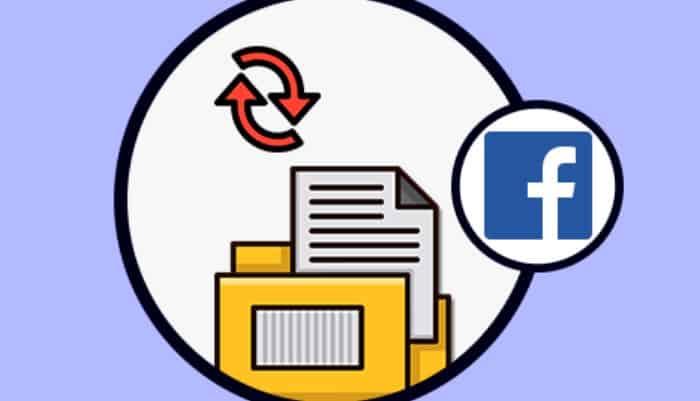 So stellen Sie gelöschte Facebook-Nachrichten wieder her Tutorial 2021