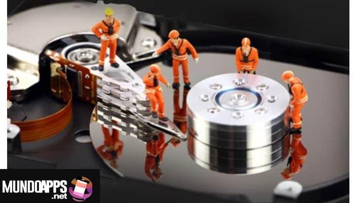 So reparieren Sie eine Festplatte von einem PC.  Aktualisiert 2021