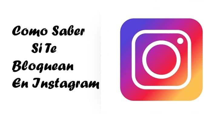 Wie Sie wissen, ob Sie auf Instagram blockiert sind.  Tutorial 2021