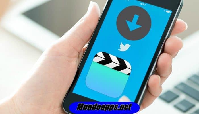 So laden Sie Videos von Twitter herunter.  TUTORIAL 2021 Mundoapps