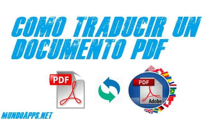 So übersetzen Sie ein PDF-Dokument.  Aktualisiert 2021