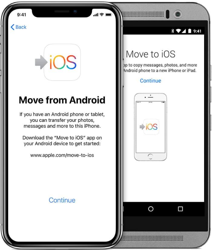 So übertragen Sie Dateien von Android über Bluetooth auf das iPhone