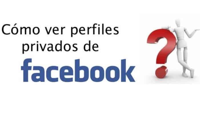 So zeigen Sie private Facebook-Profile an, ohne Freunde zu sein