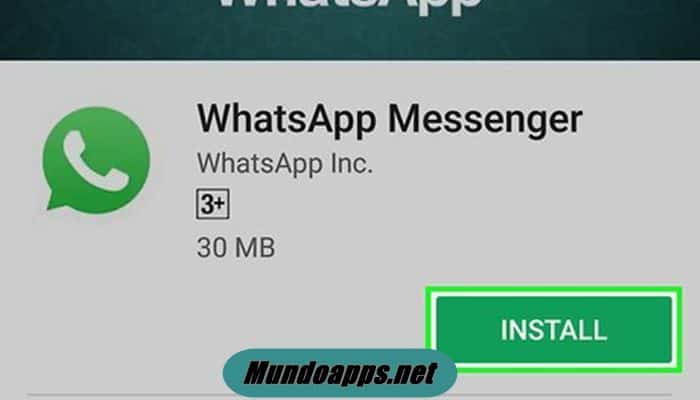 So installieren Sie WhatsApp auf Android, IOS oder PC.  Tutorial 2021