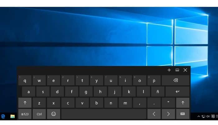 Como colocar o teclado na tela do computador 2021