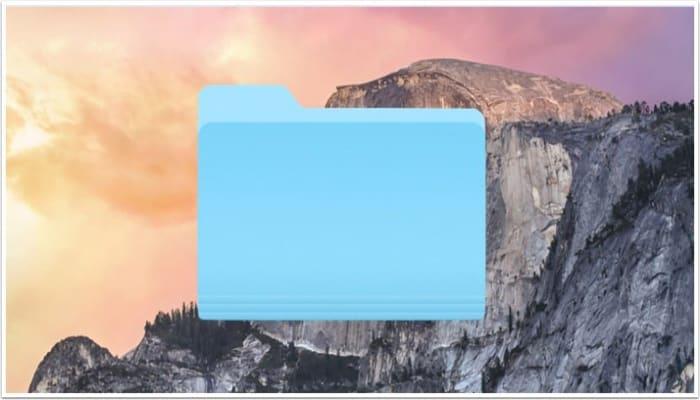 So erstellen Sie einen Ordner auf dem Mac Tutorial 2021
