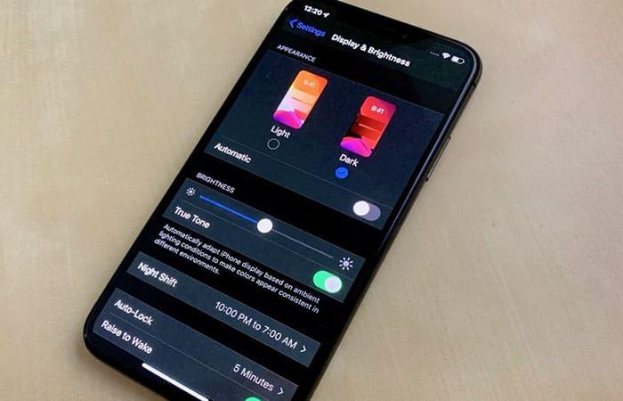 So stellen Sie den Dunkelmodus auf dem IPhone ein: Vollständige Anleitung 2021